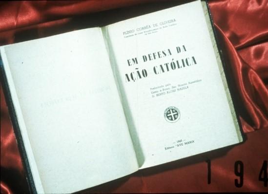 En défense de l'Action catholique - « … le sourire des sceptiques n'a jamais pu arrêter la marche victorieuse des hommes qui ont la foi. »