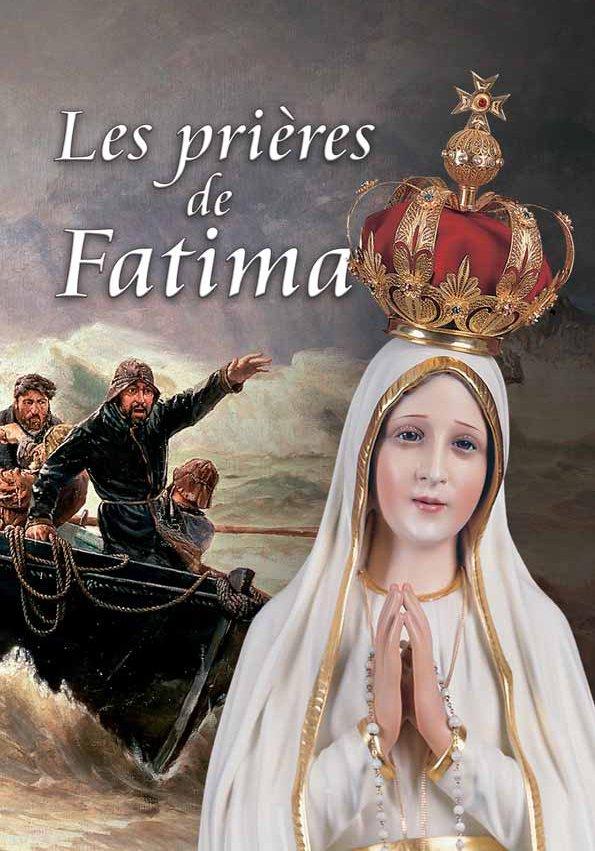 Les prières de Fatima cover - Les prières de Fatima – livre