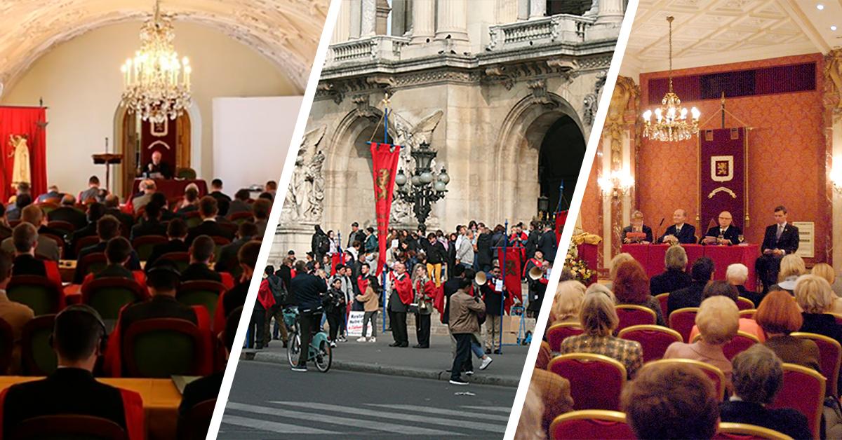 Quarante ans d'action publique au service de la France - QU'EST-CE QUE LA TFP
