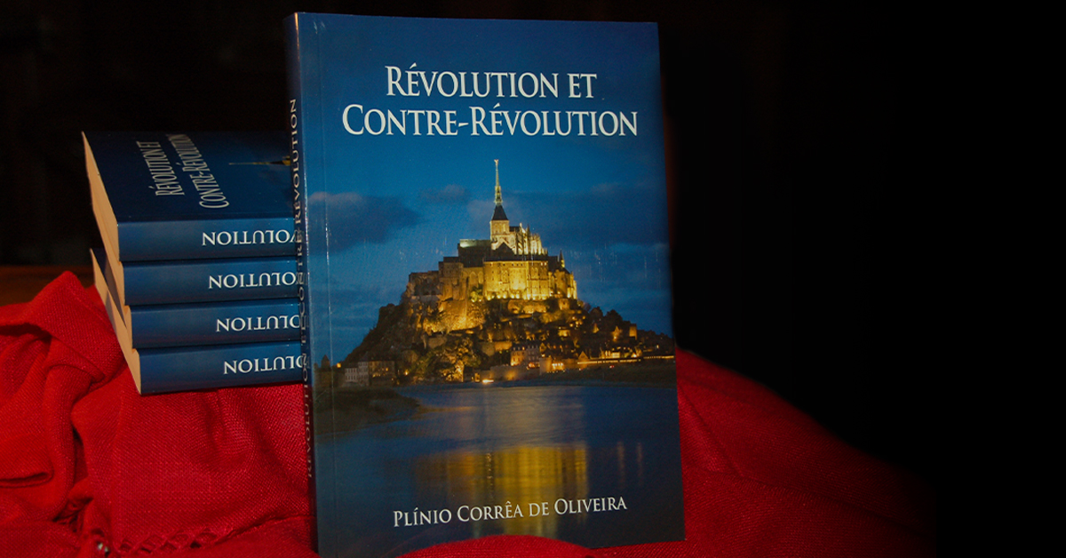 RCR - Révolution et Contre-Révolution: un livre pour aujourd'hui