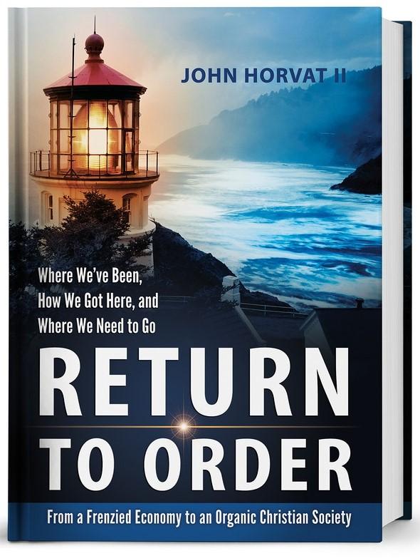 Return to Order - Deuxième édition du bestseller «Retour à l'Ordre»