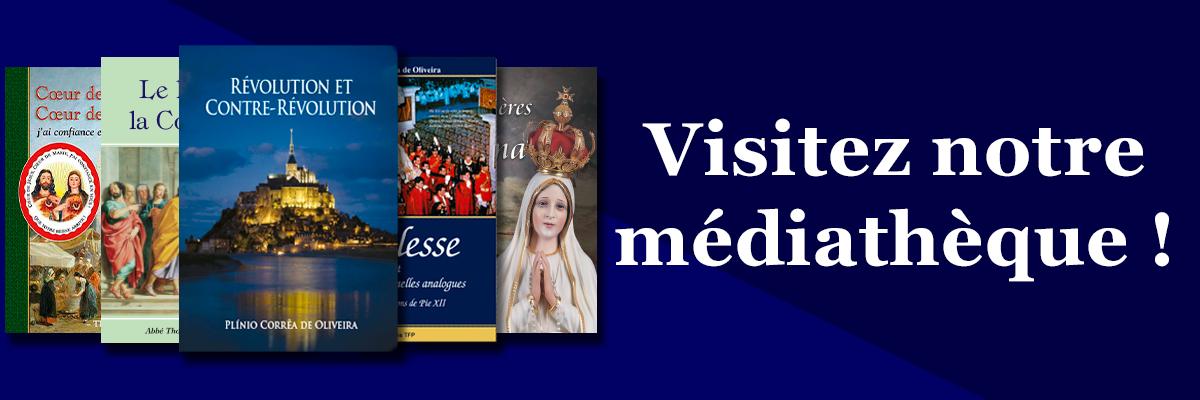 Médiateque Banner 1 - Accueil