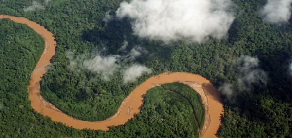 Amazonia boliviana desde el aire - Le synode des grandes ruptures