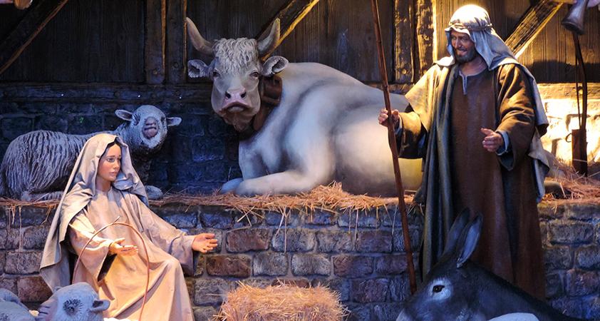 Creche Noel - « Une âme en peine » – Conte de Noël
