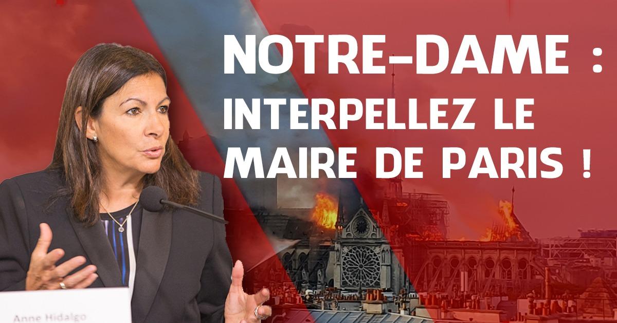 WhatsApp Image 2020 01 03 at 17.11.09 1 - Notre-Dame : interpellez le maire de Paris !