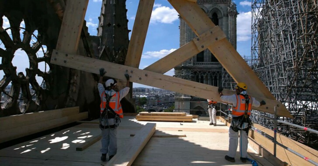 Design sem nome 10 2 1024x536 - Sauver Notre-Dame : « Un chantier hors du commun pousse les bâtisseurs vers l'exceptionnel »