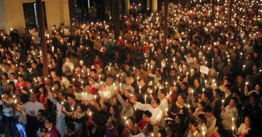Design sem nome 7 3 1024x536 - Dans le monde, le nombre de catholiques en hausse !