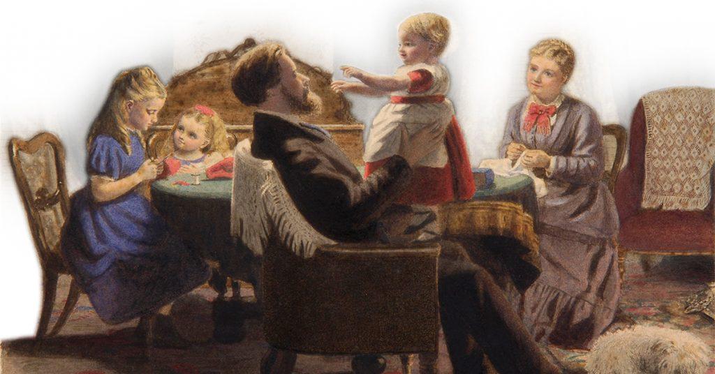 Familiaux - On peut voir dans quelle mesure les relations familiales sont importantes grâceaux bienfaits pour la santé qui découlent de liens chaleureux.