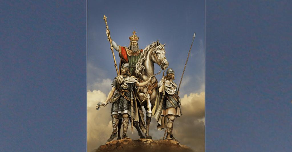 25 1024x536 - I- Charlemagne, Empereur du Saint-Empire