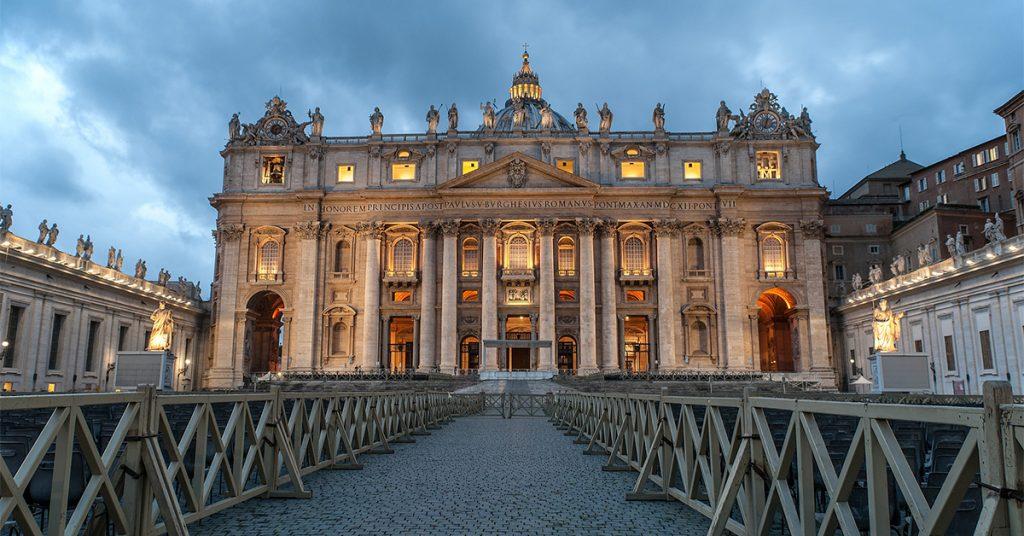 Vaticano 1024x536 - Les conséquences des mesures anti-coronavirus