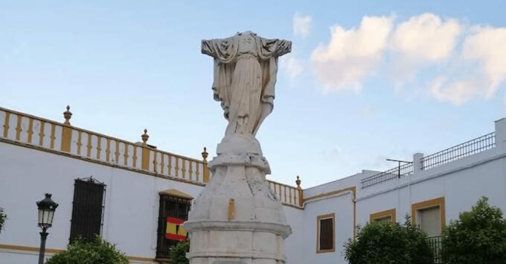 Andalousie - des actes de vandalisme « les plus désagréables » jamais vus depuis des décennies, selon les habitants de la a sévillane en Andalousie..