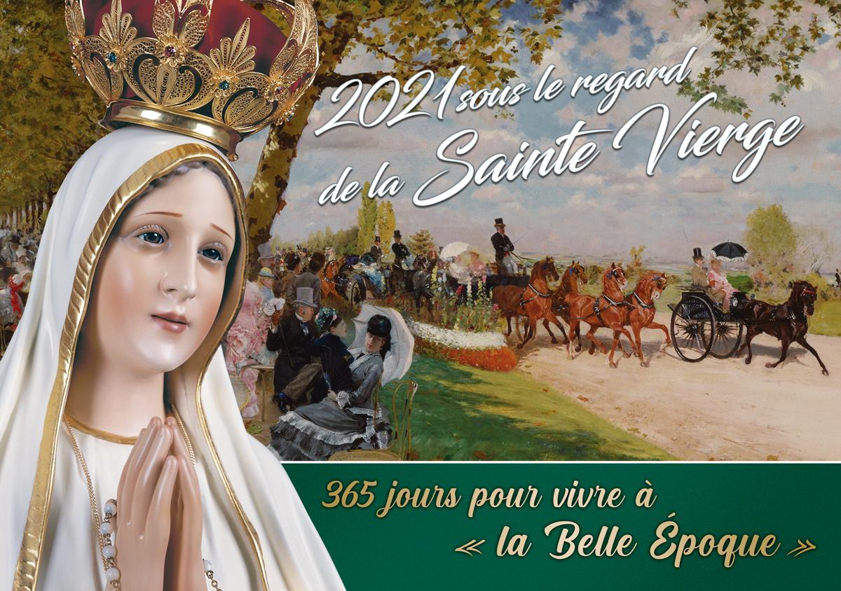 2021 Couverture La belle epoque - RÉSEAU pour la défense de l'héritage chrétien