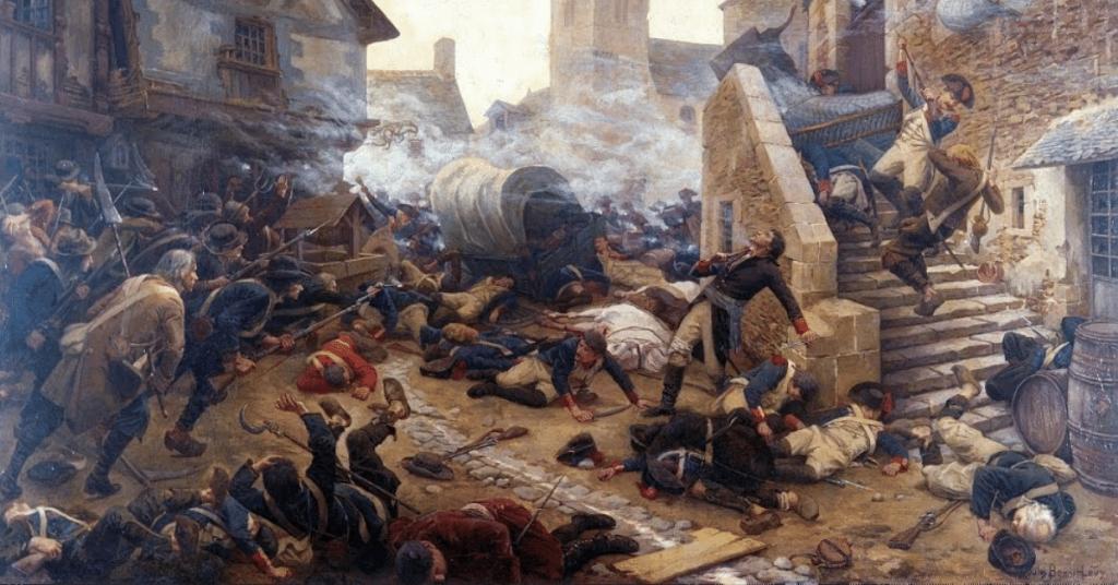 Vendee Lhistorien Jacques Villemain auteur de Genocide en Vendee plaide la reconciliation de la France... 1024x536 - La Guerre de Vendée, un génocide occulté ?