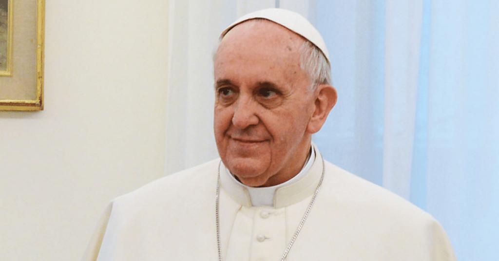 Pope 1024x536 - Fidèle résistance à l'appel du pape François favorable aux unions civiles des personnes du même sexe