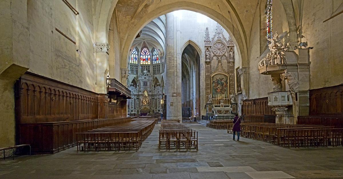 MNF Definido 3 - La cathédrale Saint-Étienne veille sur la ville rose