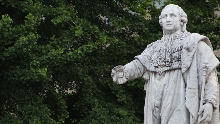 5cabd1dd f280 499a a8e5 f7822796163e 750x422 - États-Unis : la statue de Louis XVI vandalisée par les Black Lives Matter sera restaurée
